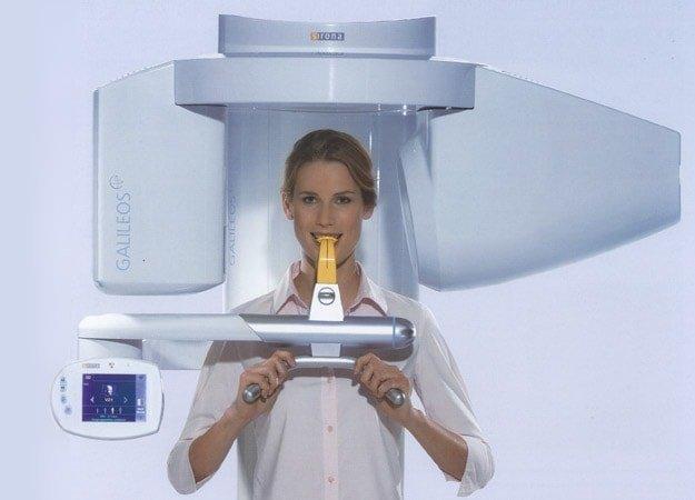 рентгеновская аппаратура для 3D-снимков