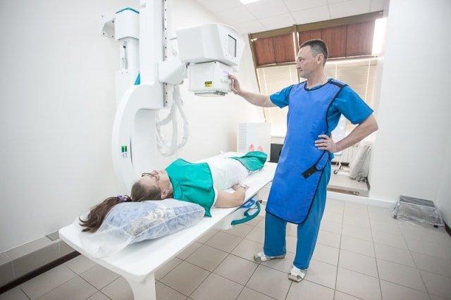 Рентген почек