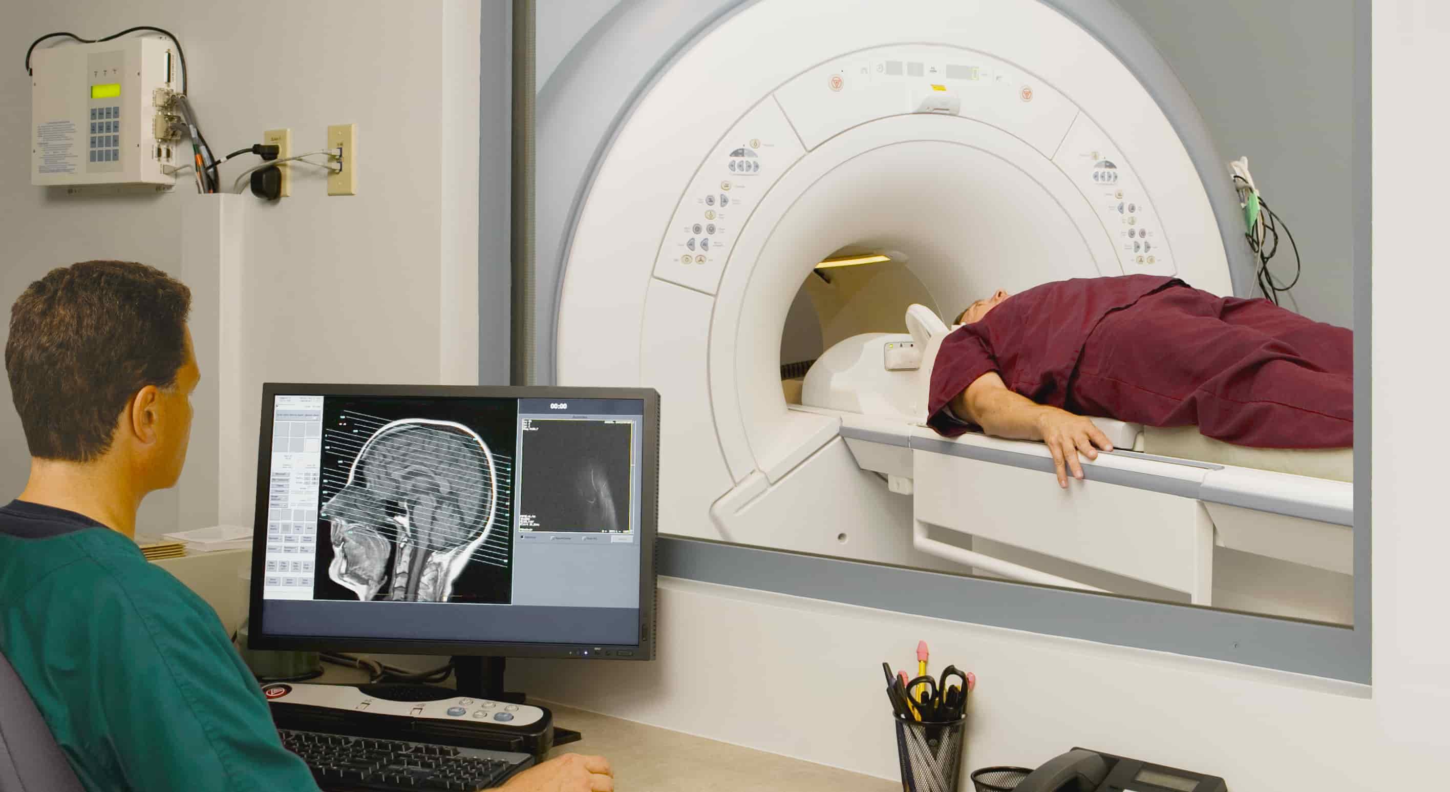 Магнитно-резонансная томография всего организма