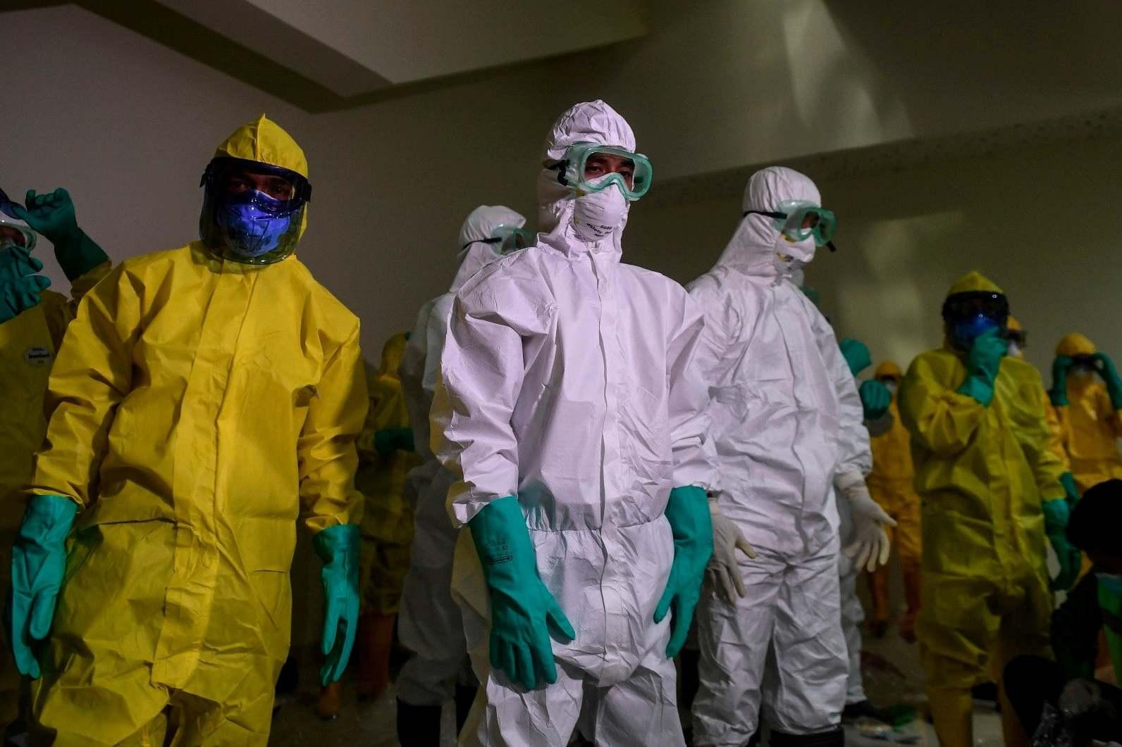Ситуация по коронавирусу в мире и в России на 5 марта