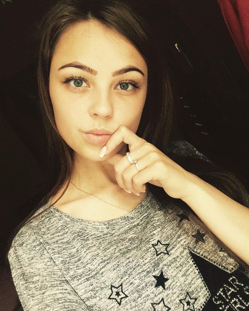 Самая красивая девушка на свете